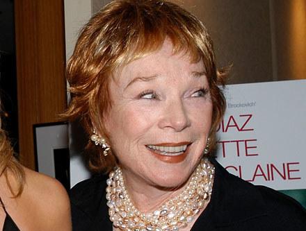 Shirley MacLaine /AFP