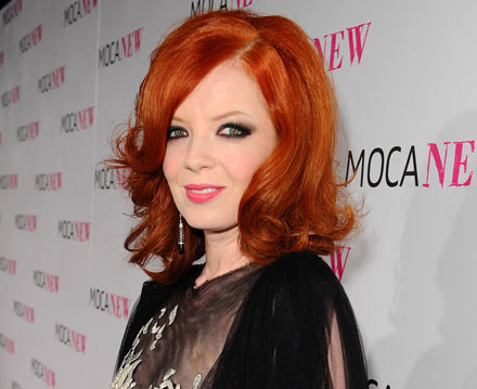 Shirley Manson fot. Michael Caulfield /Getty Images/Flash Press Media