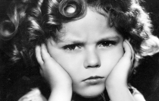 Shirley Temple - 1936 r. /Hulton Archive /Getty Images