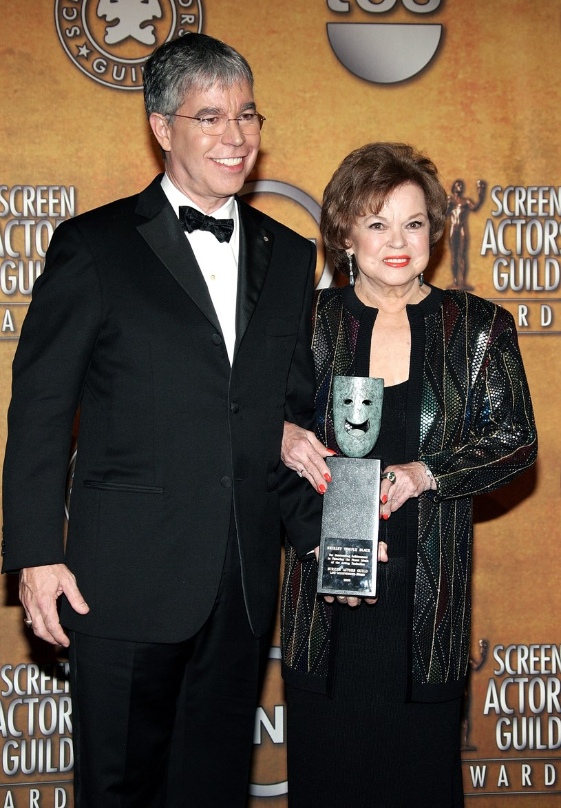 Shirley Temple, Charles Black /Getty Images