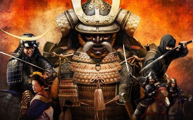 Shogun 2: Total War - motyw graficzny /Informacja prasowa