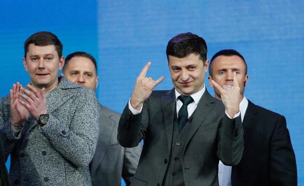 Showman, który może zostać prezydentem - Wołodymyr Zełenski