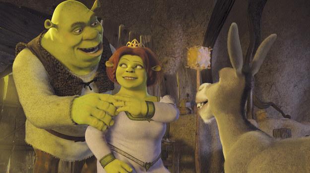 """Shrek 2"" /   /TVN"