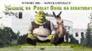 Shrek na posła, Osioł na senatora!