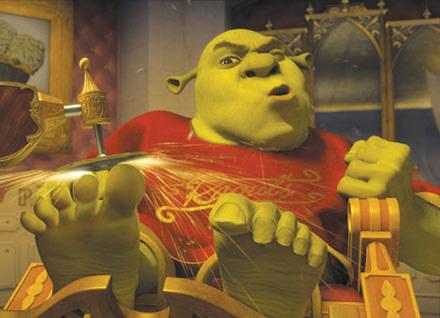 Shrek po raz trzeci nie zawiódł recenzentów /