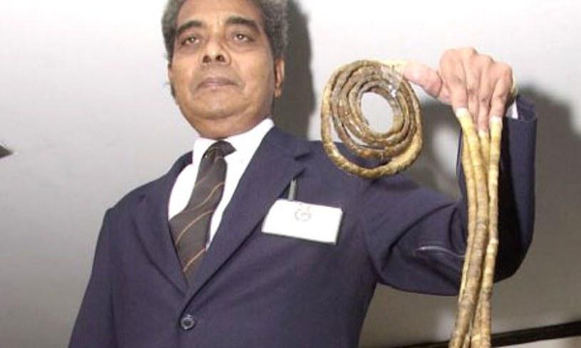 Shridar Chillal w kwiecie wieku /AFP