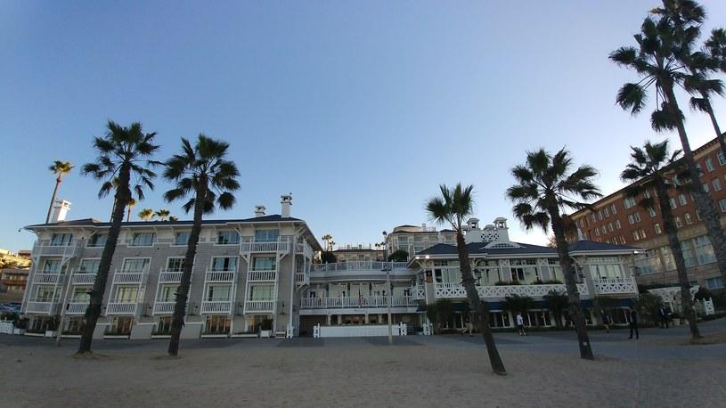 Shutters on Beach - hotel przy słynnej plaży w Santa Monica /INTERIA.PL