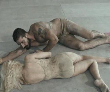 """Sia """"Elastic Heart"""": Shia LaBeouf i Maddie Ziegler w klatce"""