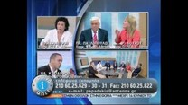 Siarczysty policzek na antenie telewizji!