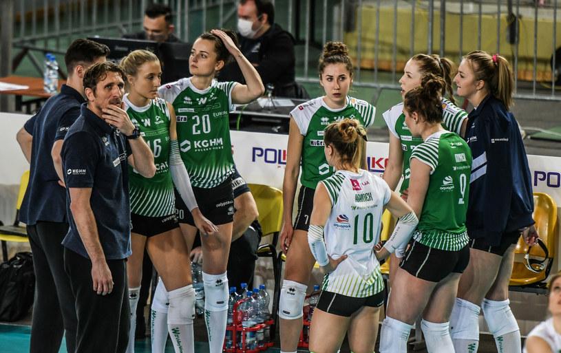 Siatkarki #Volley Wrocłąw /DARIUSZ BLOCH/POLSKA PRESS /East News