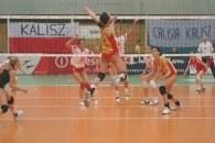 Siatkarki Winiar Kalisz odniosły drugie zwycięstwo w obecnej edycji Ligi Mistrzyń /www.cev.eu