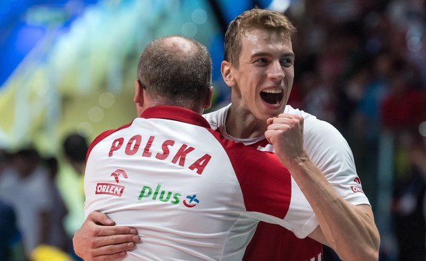 Siatkarska Liga Narodów: Polacy wygrali z Włochami 3:2