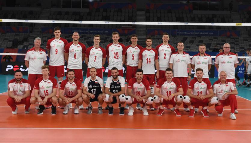 Siatkarska Liga Narodów. Polska - Argentyna 3:0