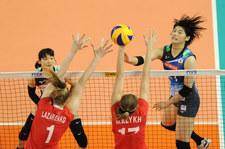 Siatkarska Liga Narodów: Rosjanki wygrały z Japonią po walce
