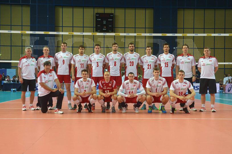 Siatkarska reprezentacja Polski /www.fivb.org