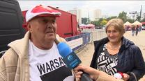 Siatkarskie ME. Kibice przed meczem Polska - Serbia: Liczyliśmy na więcej. WIDEO (Polsat Sport)