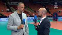 Siatkarskie ME. Której drużynie ciężej będzie się pozbierać? Lepa i Dacewicz przed meczem Polska - Serbia. WIDEO (Polsat Sport)
