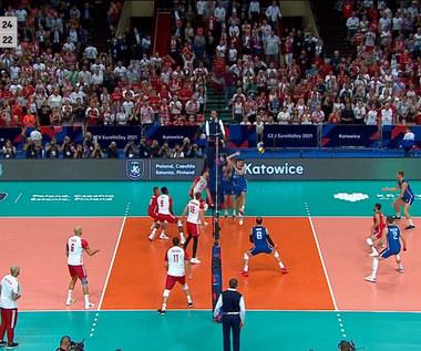 Siatkarskie ME. Polska wygrała z Serbią i ma brąz! ZOBACZ piłkę meczową. WIDEO (Polsat Sport)