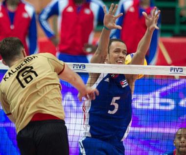 Siatkarskie MŚ: Kuba - Niemcy 0:3, Bułgaria - Kanada 2:3