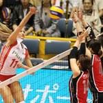 Siatkarskie MŚ: Polska - Japonia 2:3