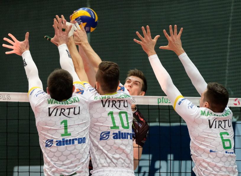 PlusLiga Witold Roman W Finale Widz U0119 Onico I ZAKS U0119