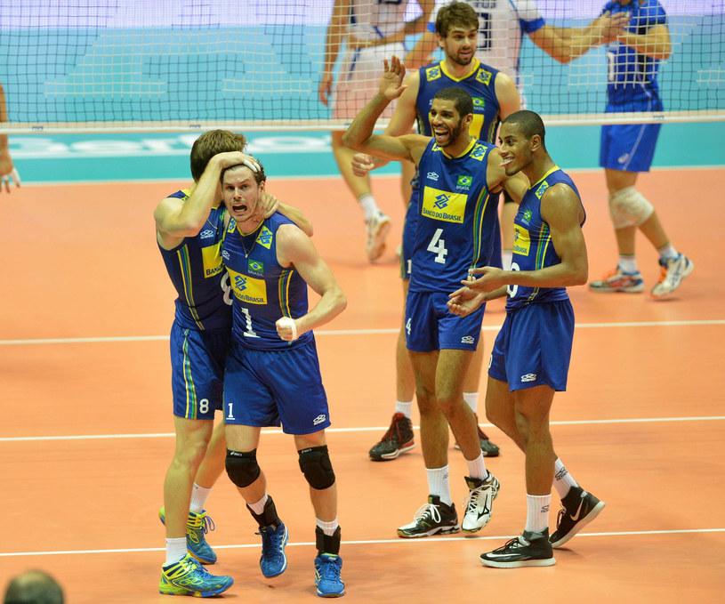 Siatkarze Brazylii pokonali w Bolonii Włochów 3:1 /www.fivb.org