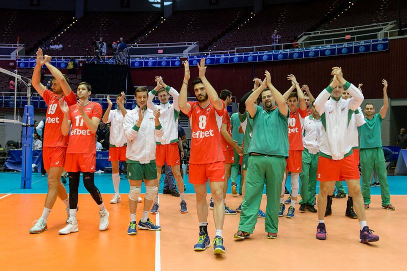 Siatkarze Bułgarii /www.fivb.org
