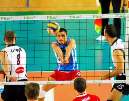 Siatkarze Delecty będą grać w PlusLidze, fot: Piotr Sumara /Agencja Przegląd Sportowy