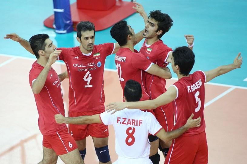 Siatkarze Iranu mają powody do radości /www.fivb.org