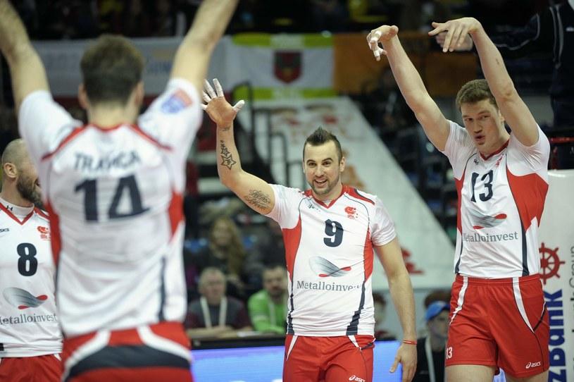 Siatkarze rosyjskiej drużyny Biełogorje Biełgorod po raz trzeci w historii wygrali Ligę Mistrzów /www.fivb.org