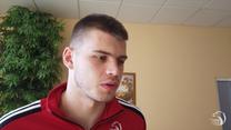 Siatkówka. Bartosz Kwolek: Fajerwerków nie będzie. Wideo