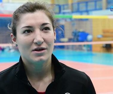 Siatkówka. Ewelina Polak: Jesteśmy takim narodem, że chcemy wygrywać (POLSAT SPORT). Wideo