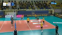 Siatkówka. GKS Katowice - Stal Nysa 3:2 - skrót (POLSAT SPORT). WIDEO