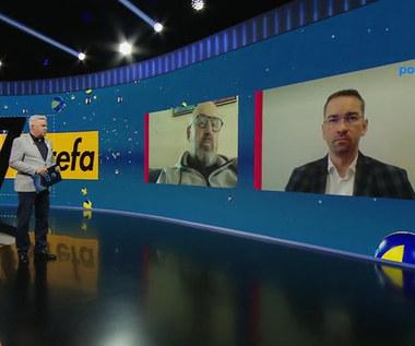 Siatkówka. Jacek Kasprzyk i Sebastian Świderski w magazynie #7strefa (POLSAT SPORT). Wideo