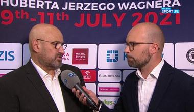 Siatkówka. Jacek Kasprzyk: Mistrzami trzeba się opiekować godnie (POLSAT SPORT). Wideo