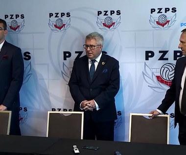 Siatkówka. Jak przebiegały wybory prezesa PZPS?. WIDEO