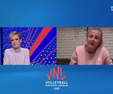 Siatkówka. Joanna Wołosz wyjaśniła, dlaczego nie zagra na mistrzostwach Europy. Wideo (POLSAT SPORT)
