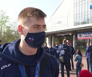 Siatkówka. Kamil Semeniuk: Przyzwyczaiłem się do złota, bo... z nim spałem (POLSAT SPORT). Wideo