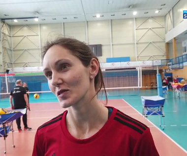 Siatkówka. Katarzyna Wenerska: Byłam w szoku. Nie spodziewałam się powołania do reprezentacji (POLSAT SPORT). Wideo