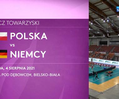 Siatkówka kobiet. Skrót meczu Polska - Niemcy (POLSAT SPORT) Wideo
