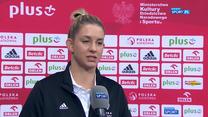 Siatkówka. Magdalena Stysiak: Wiemy, że Liga Narodów będzie bardzo wymagająca (POLSAT SPORT). Wideo