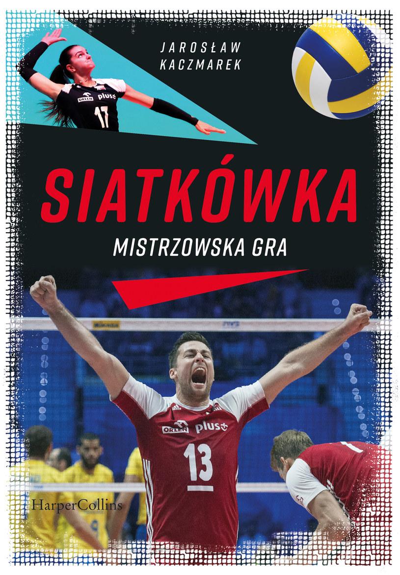 """""""Siatkówka. Mistrzowska gra"""" /INTERIA.PL/materiały prasowe"""