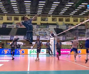 Siatkówka. Najlepsze akcje tygodnia w PlusLidze (Polsat Sport). wideo