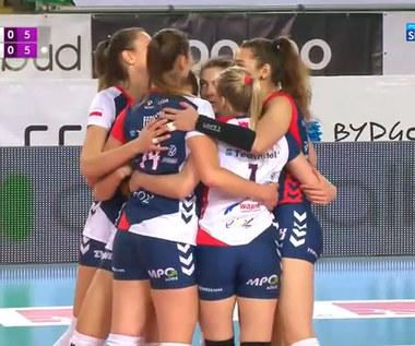 SIATKÓWKA. Najlepsze akcje tygodnia w TAURON Lidze (polsat sport). wideo
