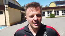 Siatkówka. Paweł Woicki o Vitalu Heynenie i zgrupowaniu w Spale. Wideo