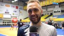 Siatkówka. Paweł Zatorski i Adrian Staszewski przed turniejem Ligi Mistrzów (POLSAT SPORT). Wideo