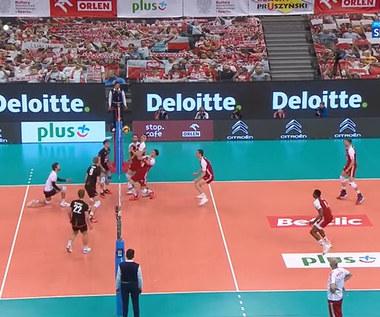 Siatkówka. Polska - Belgia 4:0 skrót drugiego meczu towarzyskiego (POLSAT SPORT). Wideo