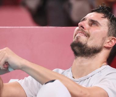 """Siatkówka. Polska - Francja 2-3 w ćwierćfinale. """"Biało-Czerwoni"""" odpadli z turnieju. Wideo"""