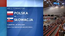 Siatkówka. Polska - Słowacja 3:1. Skrót meczu