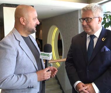 Siatkówka. Ryszard Czarnecki: Czasami trzeba schować swoje ego. Wideo